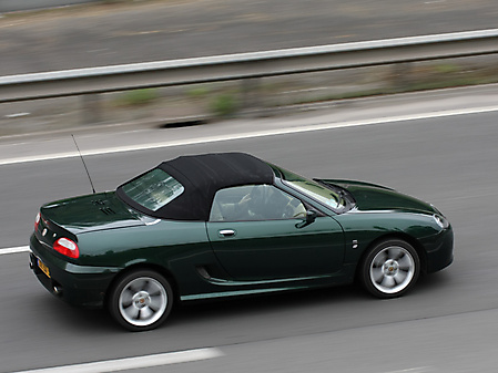 MG TF 135 BRG de 2003